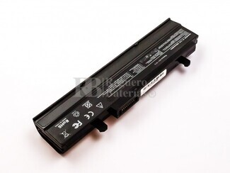 Batería de larga duración para  Asus EEE PC 1015BX, PC 1011PN,EEE PC 11215B, EEE PC1016PT, EEE PC vx6