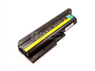 Batería de larga duración para IBM Lenovo ThinkPad R61, R61e, R61i, R500, T61, T61p, T500, W500 Series
