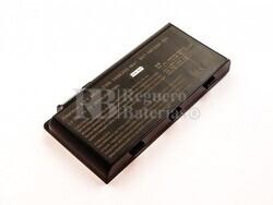 Batería de larga duración para MSI GT660,GT780R, GT780R-012BT, GT780R-012US