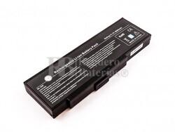 Bateria de larga duracion para ordenador Fujitsu-Siemens AMILO K-7600, Packard Bell EASYNOTE, VERSA M500, Benq JOYBOOK 2100...