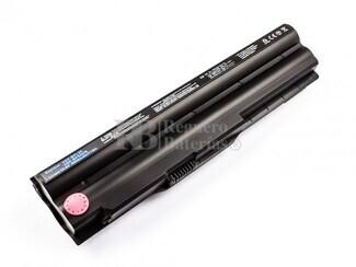 Bateria de larga duracion para ordenadores Sony Vaio VGP-BPS20B, VGP-BPL20, VGP-BPS20-B, VAIO VPC-Z136GH-B, VAIO VPC-Z136GG-B...
