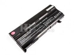 Bateria de larga duraci�n para ordenadores Toshiba PA3399U-2BRS, PA3400U-1BRS, PABAS057, PA3399U-1BRS, PA3400U-1BAS, PA3478U-1BAS...