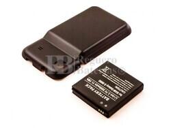 Batería de larga duración para Samsung GALAXY I9000 S, GALAXY I9001 S+, GALAXY S I9000