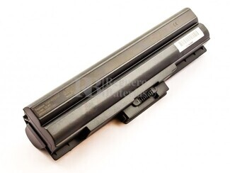 Batería de larga duración para Sony Vaio VGP-BPS13A-R, VGP-BPS13B-B, VGP-BPL13, VGP-BPS21A