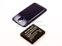Batería de larga duración para talefono Samsung Galaxy S4, GT-I9505, GT-I9500
