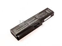 Batería de larga duración para Toshiba PA3635U-1BRM, PA3816U-1BRS, PABAS201, PA3634U-1BRS, PABAS229, PA3638U-1BAP, PABAS117, PA3635U-1BAM, PA3816U-1BAS, PABAS178, PA3634U-1BAS