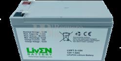 Batería Litio 12 Voltios 7,5 Amperios LVIF7.5-12
