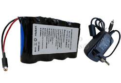 Batería de Litio Ferroso 12.8 Voltios 5.5 Amperios