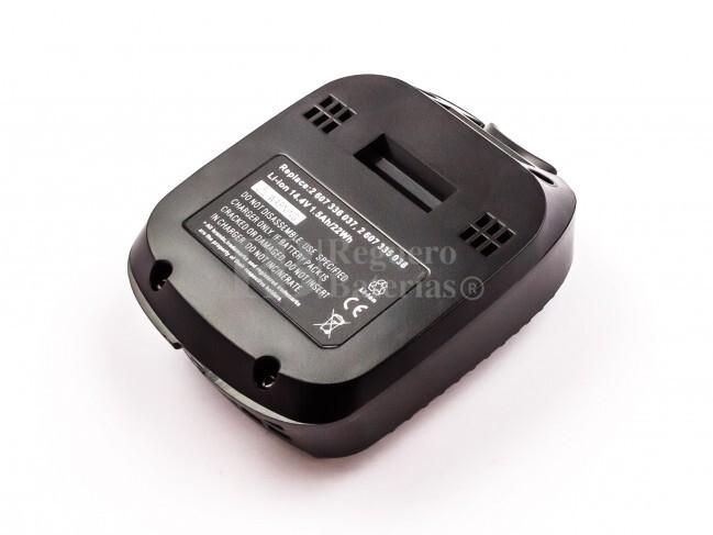 bateria para atornillador taladro bosch psr 14 4 li psr 14 4 li 2 14 4 voltios 1 5 amperios. Black Bedroom Furniture Sets. Home Design Ideas