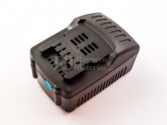 Batería de Litio para Maquinas Metabo BS 18  18 Voltios 3.000 mah
