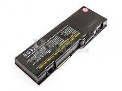 Bateria de máxima capacidad para Dell LATITUDE 131L, LATITUDE 131L, VOSTRO 1000, VOSTRO 1000, INSPIRON E1505, INSPIRON E1505,