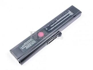 Bateria de ordenador Toshiba PA3000U-1BRS, PA3001U-1BRM, PA2505, PA3000UR, PA2505UR, PA3001