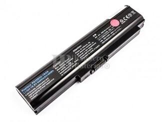 Bateria para ordenador Toshiba PABAS111, PA3593U-1BAS, PA3594U-1BRS, PA3593U-1BRS, PABAS110, PA3594U-1BAS