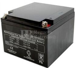 Bateria de Plomo 12 Voltios 26 Amperios LEOCH LP12-26