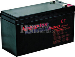 Batería De Plomo 12 Voltios 7 Amperios Energivm