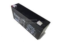 Batería de Plomo 6 Voltios 3,3 Amperios U-POWER UP3.3-6
