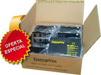 Promoción Especial Batería 12 Voltios 7 Amperios 8,26 €uros + IVA - Por cajas de 8 Unidades