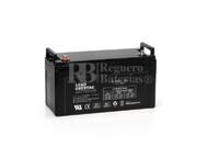 Batería de Plomo Crystal 12 Voltios 120 Amperios BETTA BATTERY 6-CNFJ-120