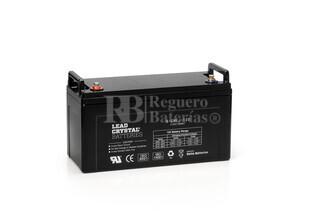 Bateria de Plomo Crystal 12 Voltios 120 Amperios BETTA BATTERY 6-CNFJ-120 408x174x211