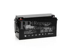 Batería Plomo Crystal 12 Voltios 150 Amperios Betta Battery 6-CNFJ-150