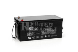 Bateria de Plomo Crystal 12 Voltios 200 Amperios BETTA BATTERY 6-CNFJ-200 522x240x219
