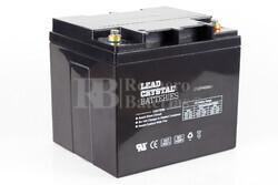 Bateria de Plomo Crystal BETTA BATTERY 12 Voltios 40 Amperios 198x166x172