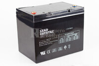 Bateria de Plomo Crystal BETTA BATTERY 12 Voltios 70 Amperios 259x169x210
