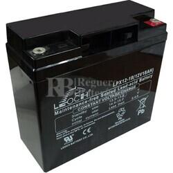 Batería de Plomo de Alta Descarga 12 Voltios 18 Amperios LEOCH LPX12-18