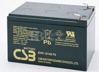 Batería 12 Voltios 14 Amperios CSB EVH12140