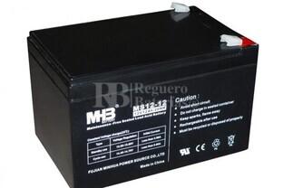 Bateria de Plomo MHB 12 Voltios 12 Amperios MS12-12 151x98x94mm
