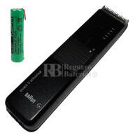 Batería de Reemplazo para Maquina Braun 280 - Exact 5, Exact 6 universal