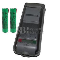 Batería de Reemplazo para Maquina Braun 5550 , 5504