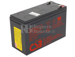 Batería de sustitución para SAI LIEBERT PSP500MT-120