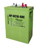 Bateria Traccion 6 Voltios 600 Amperios UPGC16-6RE