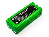 Batería para aspirador Dirt Devil Libero, NiMH, 14,4V, 800mAh, 11,5Wh