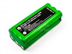 Batería para aspirador Dirt Devil Libero M606, NiMH, 14,4V, 800mAh, 11,5Wh