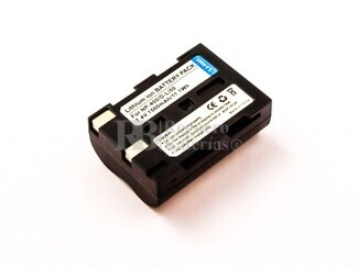 Batería DLI-50 para cámaras, Samsung, Pentax, Minolta MAXXUM 5D, DIMAGE A1, K10