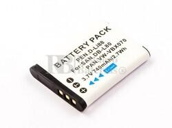 Batería DLI-88 para cámaras Pentax, Sanyo, Panasonic