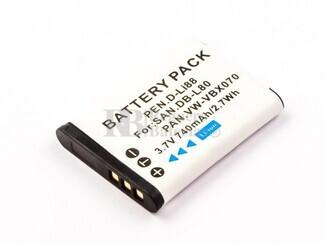 Bateria DLI-88 para camaras Pentax, Sanyo...