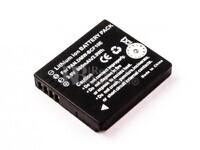 Batería DMW-BCF10 para cámaras Panasonic LUMIX DMC-FX65S, LUMIX DMC-FX65P
