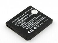 Batería DMW-BCK7, NCA-YN101H para cámaras Panasonic LUMIX DMC-S1A