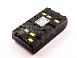 Batería universal para video cámaras de 6 Voltios 2.100 mAh Ni-MH