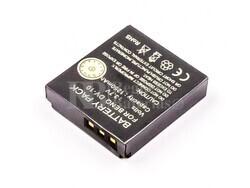 Batería DVC 10.1 HDMI, Li-ion, 3,7V, 1250mAh, 4,6Wh, para camaras Praktica