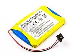 Batería T300-1 para GPS Medion E4435, MD97182,