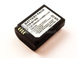 Bater�a ED-BP1900 para Samsung Li-ion, 7,4V, 1900mAh, 14,1Wh