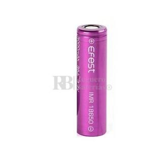 Batería Efest IMR 18650 3.000 mAh 35 Amperios