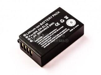 Bateria EN-EL20 para c�maras Nikon