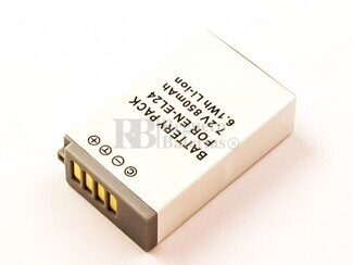 Batería EN-EL24 para Nikon 1 J5