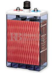 Batería estacionaria 5OPZS350 2 Voltios 570 Amperios 124X206X536 mm
