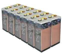Batería estacionaria solar 24 Voltios 811,5 Amperios 7OPZS490